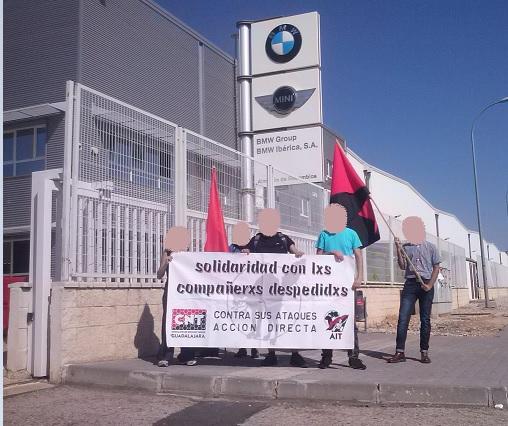 Kundgebung in Guadalaraja